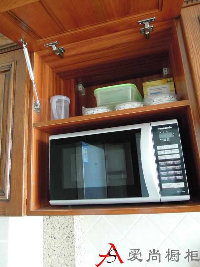 【至爱品尚-实木橱柜衣柜系类】欧式复古-卡恩丽莎
