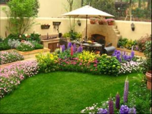 花境设计手绘平面图图片下载分享;