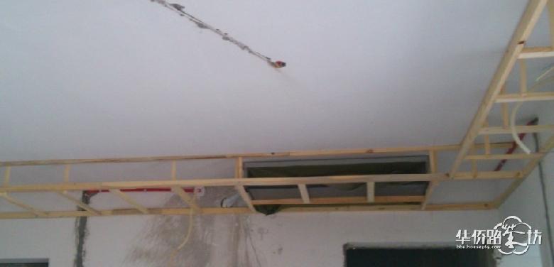 风管机吊顶