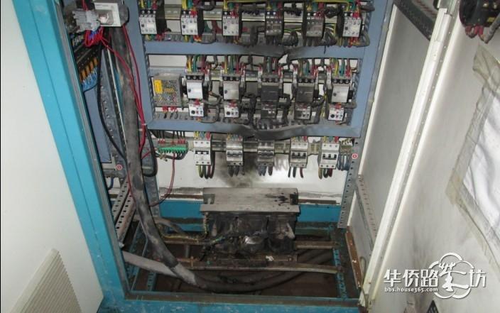 物业配电箱接线图