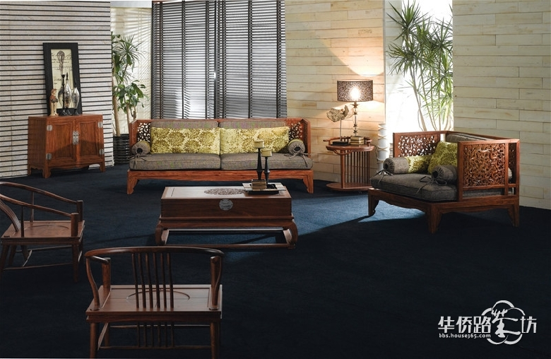 中式新古典 有这样一种家具叫京瓷——京瓷新亚洲风格