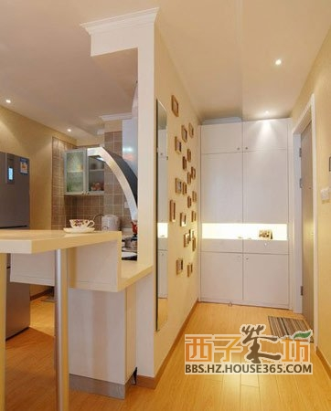 厅卧一体装修效果图赏析 30平米小户型创意设计