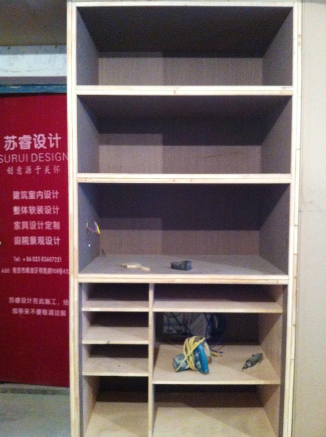 木工鞋柜设计图纸分享展示