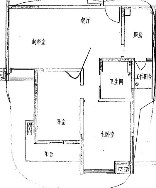一层房子设计图漂亮展示