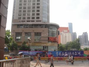 长安国际中心97.64平米整租精装