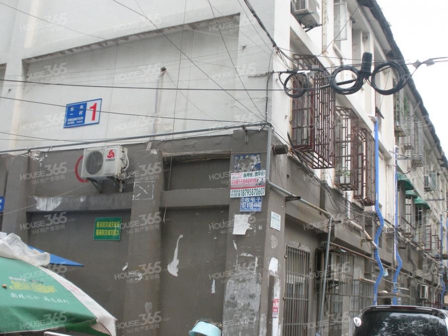 东井村小区2室1厅1卫54平方产权房精装