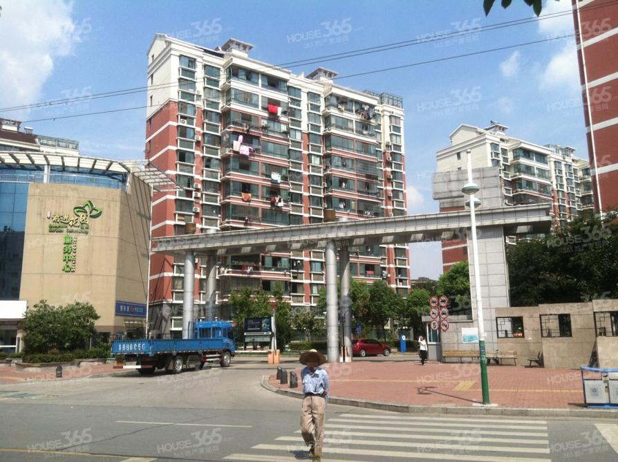 太湖正门风景图片