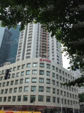 华夏大厦166㎡可注册公司整租简装