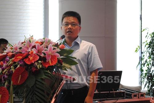 无锡朗诗天萃项目总经理韩洪丙解析产品