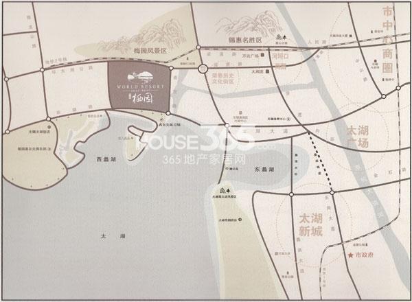 栖霞地图高清版