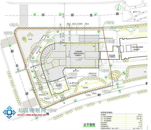 市妇幼保健院新建食堂工程项目设计方案批前公示