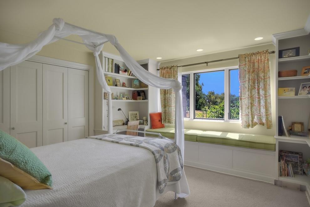 阳台改成卧室效果图