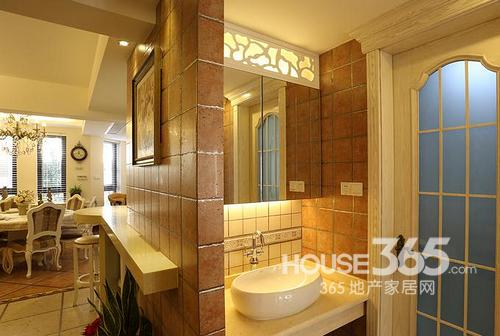 欧式别墅装修图片 感受高帅富的精致品位生活-365