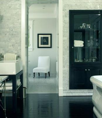 卫生间地板砖效果图 大气清爽装修大开眼界-365地产