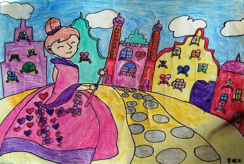 新疆儿童梦 中国梦 比赛