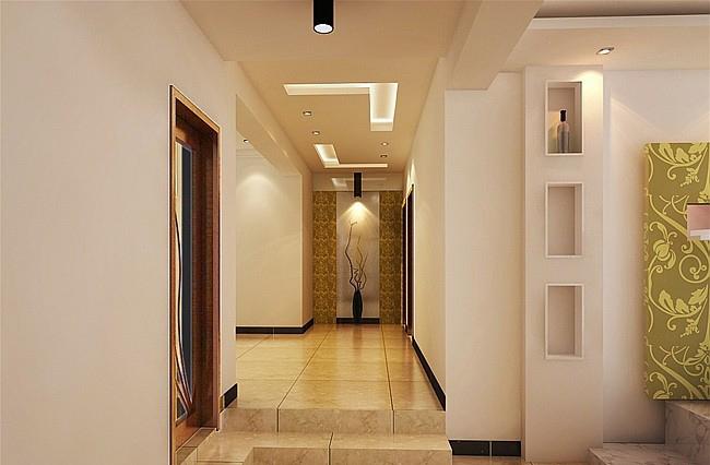 几种走廊吊顶效果图图片