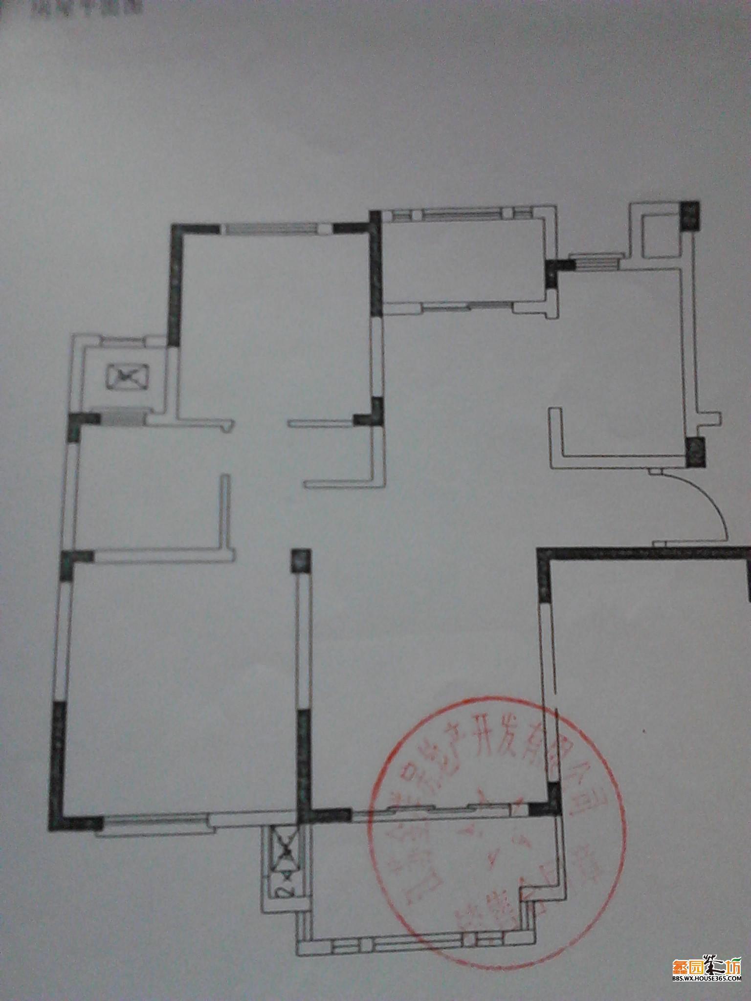 单墙装修效果图