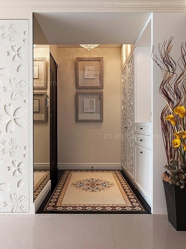 入户玄关装修效果图大全2013图片 入户门厅装修效果图
