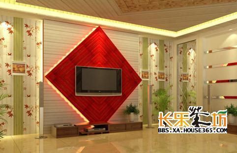 墙面装修环保材料