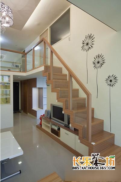 楼主                                   简约loft公寓设计